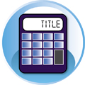 title icon